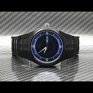 RELIC Blue Hypno Animated watch